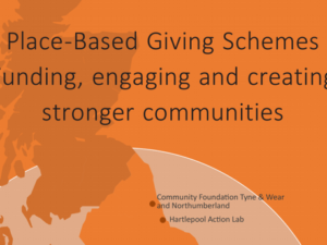 Place-based giving schemes positively affect local philanthropy, report finds