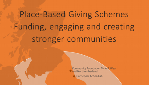 Place-based giving report
