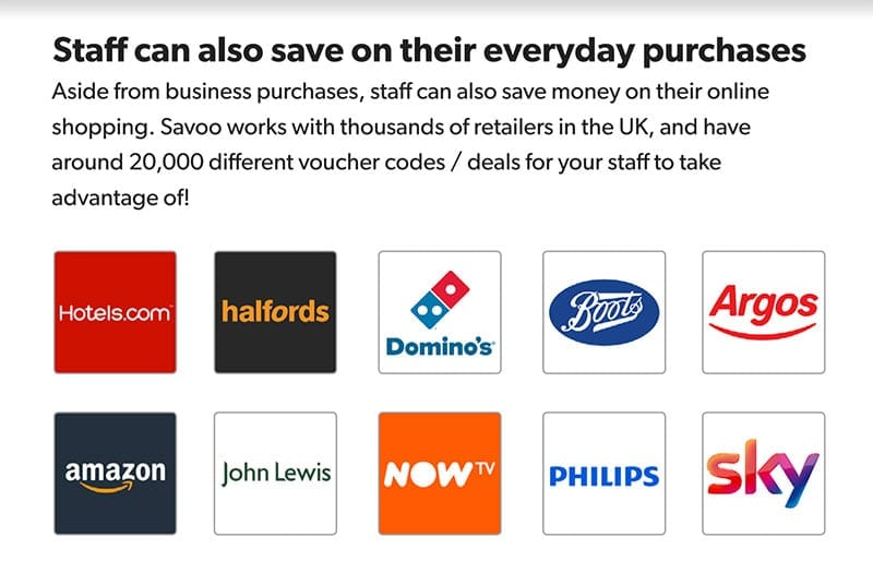How staff can save (and raise funds) on their everyday purchases