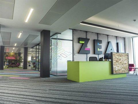 Zeal's office, Leeds