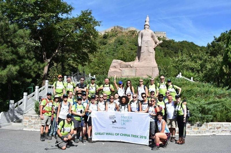 Walk the Talk China Trek