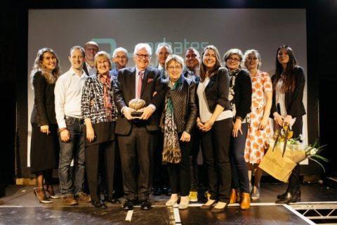 Achates Individual Award winners