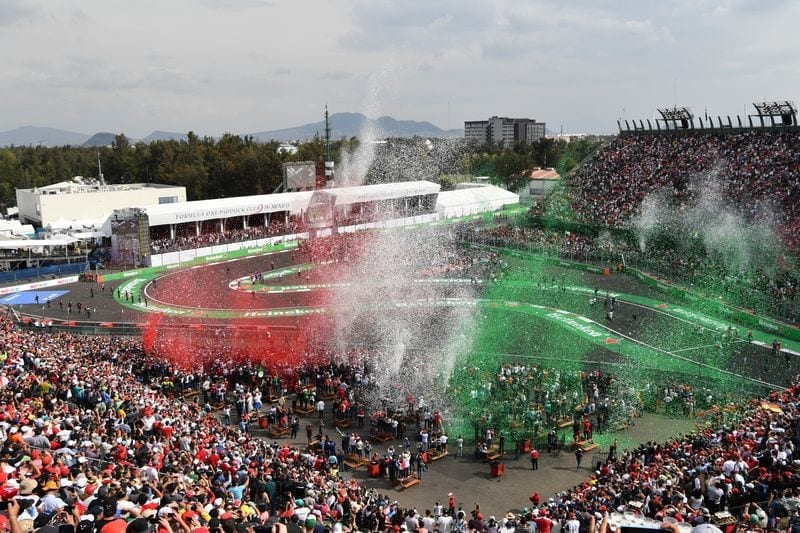 Mexico Gran Prix & Movember Foundation