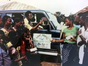 Blue Peter 60th: How Sightsavers got its name