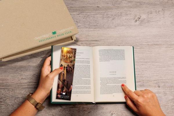 ShelterBox Book Club