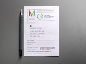 Montreal puts museum visits on prescription