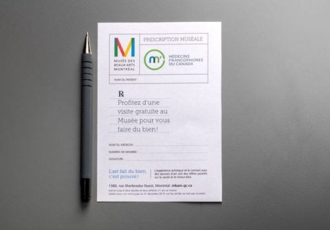 MMFA-MFdC Museum prescription.