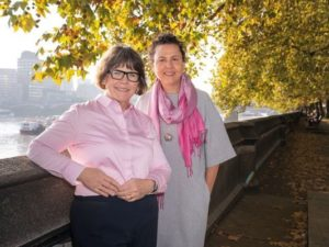Largest UK breast cancer charities announce merger plan