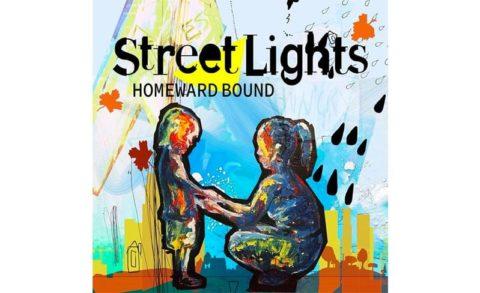 Cover of Street Lights: Homeward Bound single