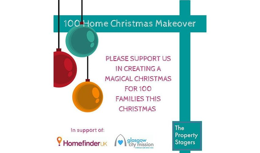 100 Christmas Home Makeover
