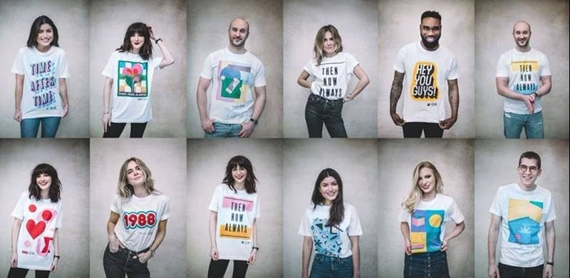 GOSH t-shirts