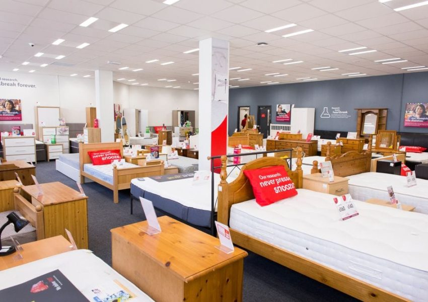 BHF furniture store
