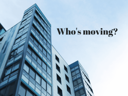Who's moving? Charity sector recruitment round up