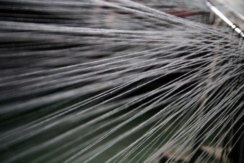 Weaving threads - photo: Pixabay