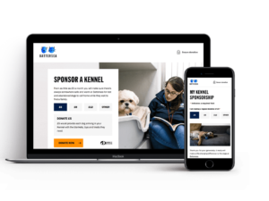 Battersea doubles online giving targets with new donation platform