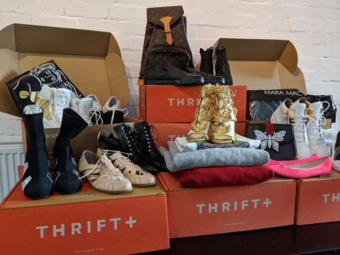 Thrift+ donation