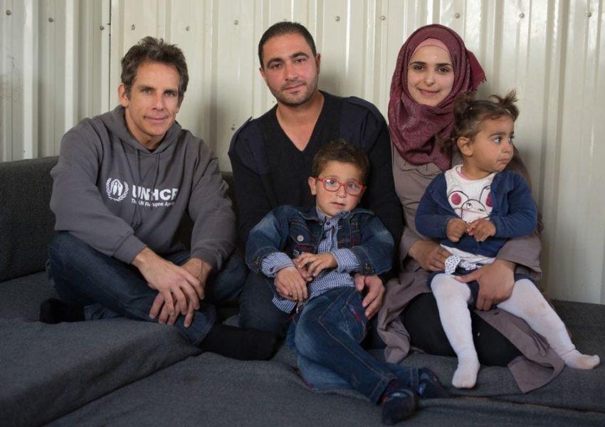 Ben Stiller UNHCR