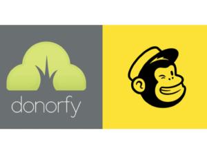 Donorfy announces Mailchimp integration
