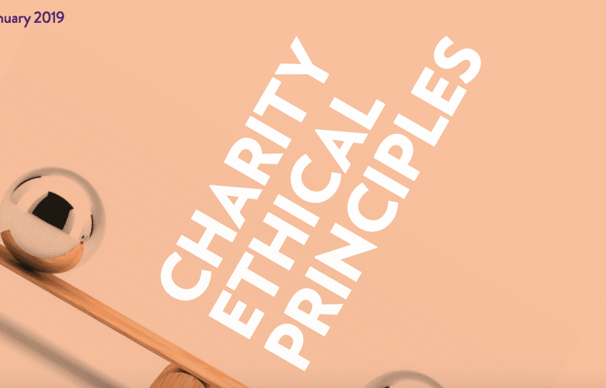 Charity Ethical Principles