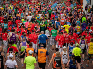 London Marathon postponed until October