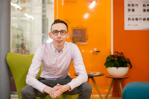 Matt Haworth, co-founder of Reason Digital