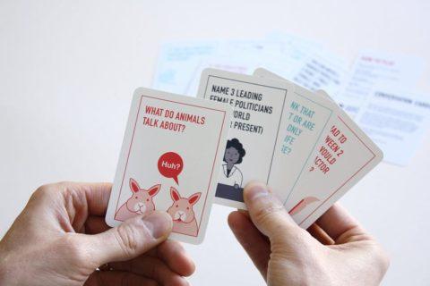 Together Equal Conversation Cards