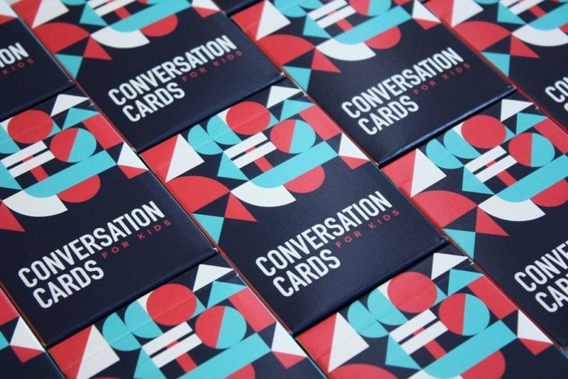 Together Equal Conversation Cards