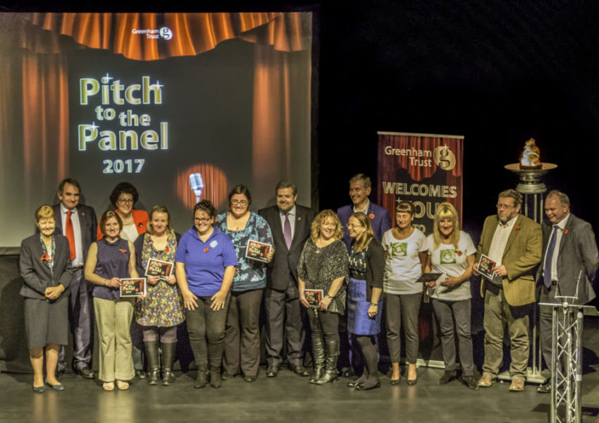 Pitch to the Panel