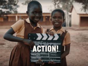 Children help Plan International UK create latest integrated fundraising campaign