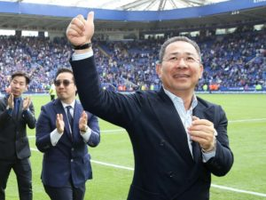 Vichai Srivaddhanaprabha Foundation gives £800,000 grant to Leicester Cathedral