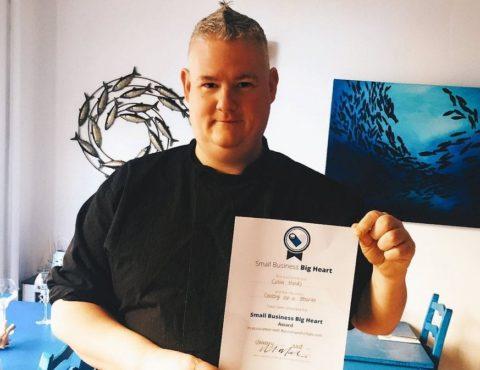 Small Business Big Heart Award Winner 2019