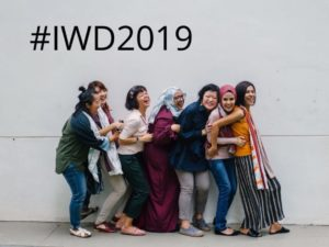 International Women's Day 2019: the fundraising round up