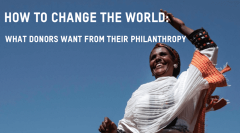 Oxfam How to Change the World
