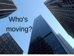 Who's moving? New Fundraising Director appointments, & other news
