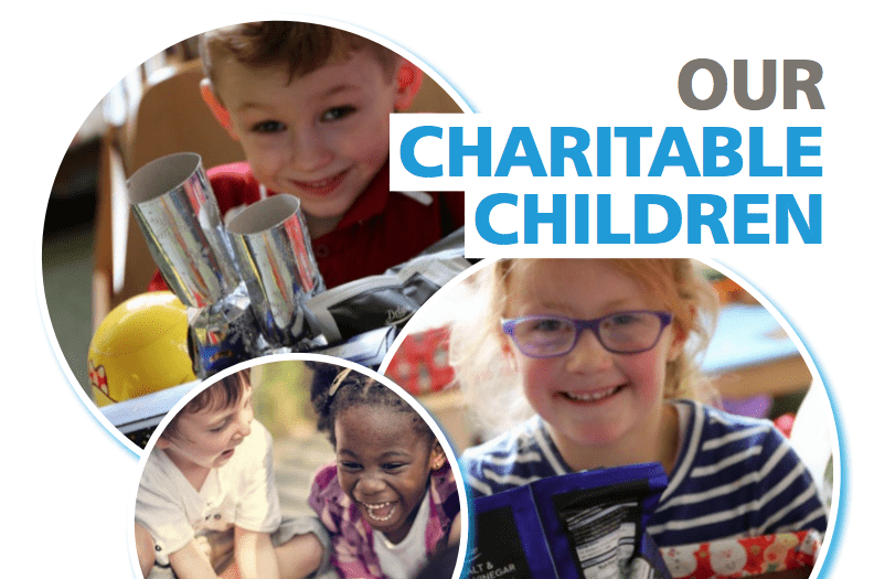 Our Charitable Children report