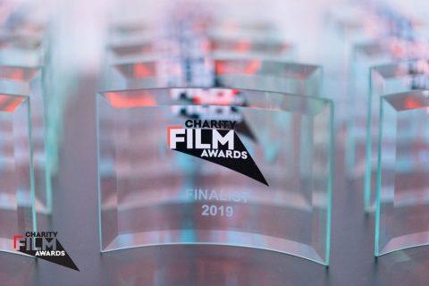 Charity Film Awards - table of awards. Photo: Splento.com