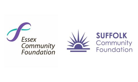 Essex and Suffolk Community Foundations logos