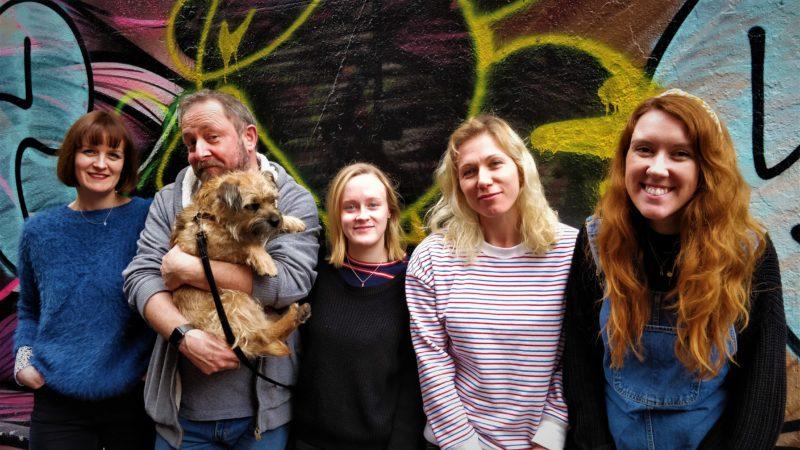 Pebblebeach Fundraising team