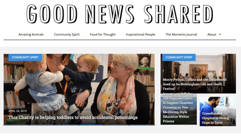 Good News Shared