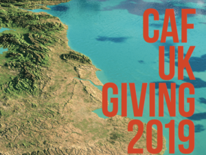 CAF UK Giving Report shows drop in regular givers for third year running
