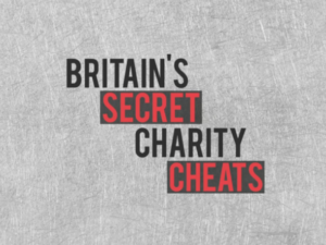 Britain's Secret Charity Cheats back for second series