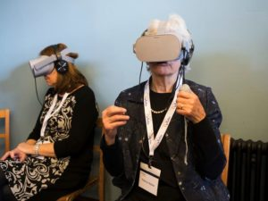 Motor Neurone Disease Association launches VR tour in legacy drive