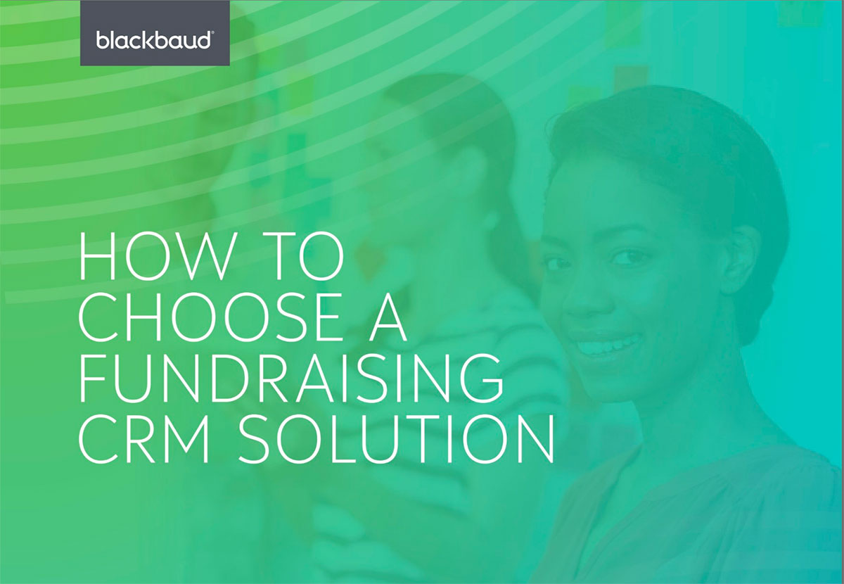 New Guide Released To Help Charities Choose Fundraising