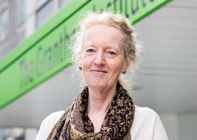 Joanna Haigh CBE, FRS, FRMetS