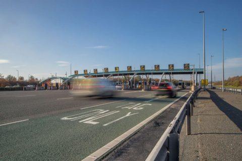 M6 tolls