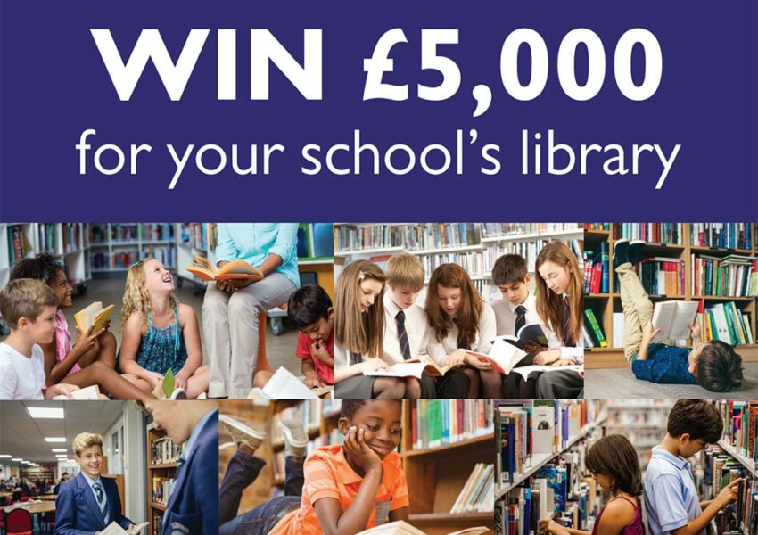 Natioanl Book Tokens schools competition