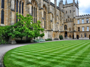 Oxford University to host Institute of Charity