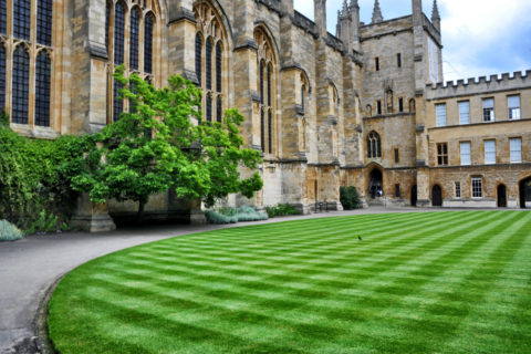 New College, Oxford University: photo: Andres Alvarado on Flickr