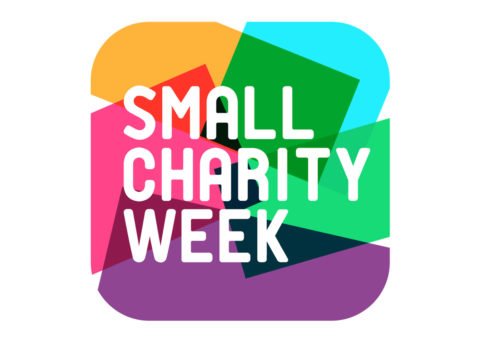 Small Charity Week logo