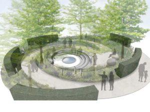 CRUK Hampton Court Festival Garden to focus on legacies